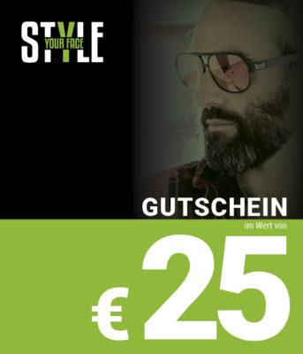 styleyourface_Gutscheine_25€