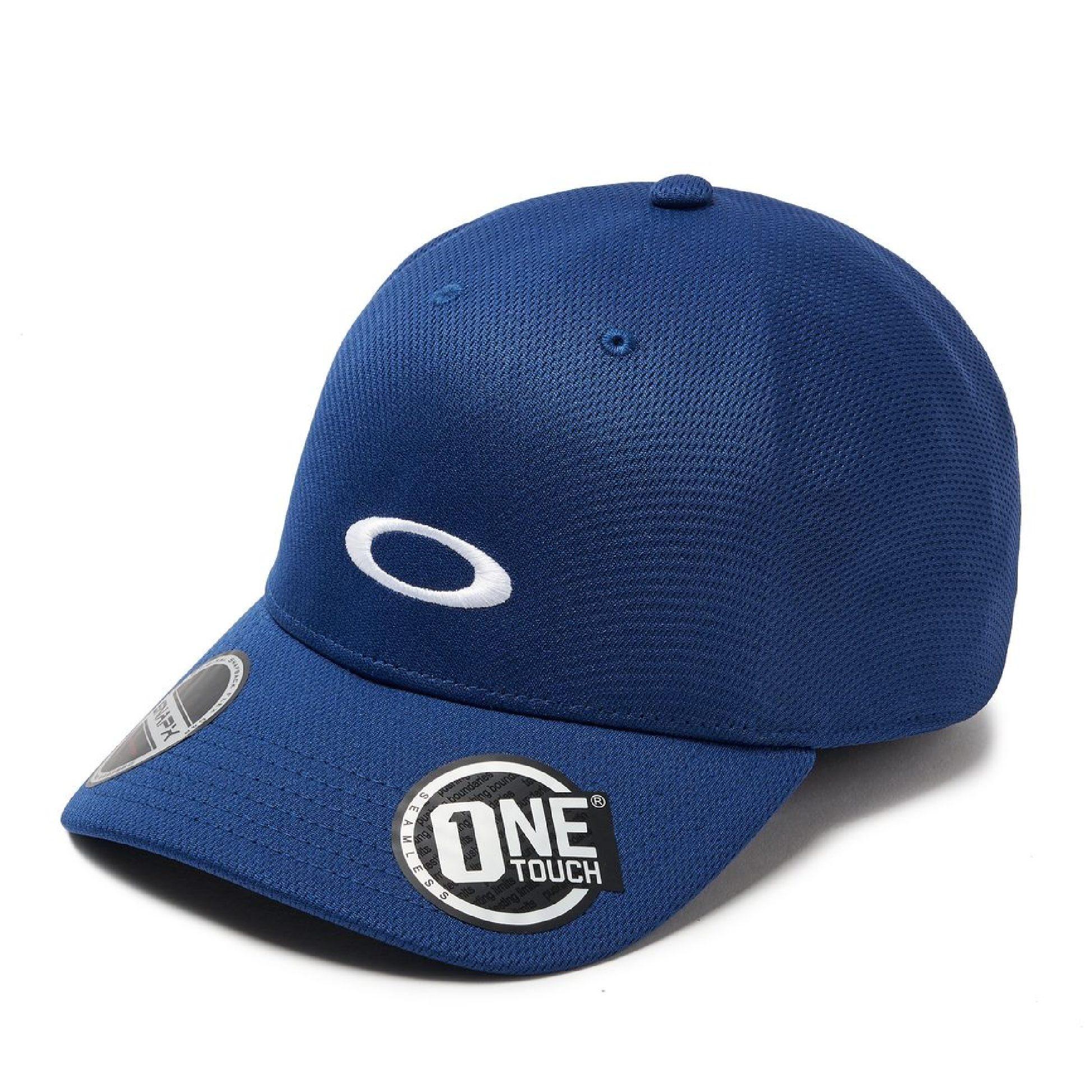 TECH CAP DARK BLUE
