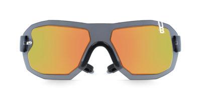 G9 RADICAL Helioz Fogless / Fogless orange F1 (red mirror)