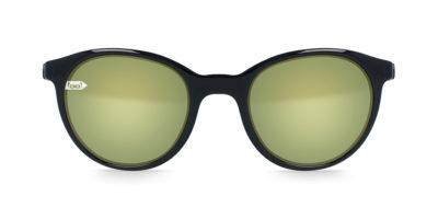 Gi19 42nd STREET Black / Twilight Olive F2 ( gold mirror )