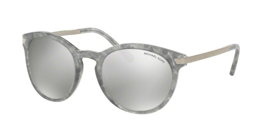 MICHAEL KORS MK2023 ADRIANNA III Grey Pastel Tort / Silver Mirror