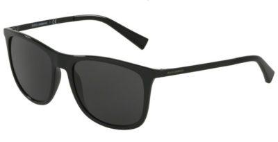DOLCE & GABBANA DG6106 Black / Grey