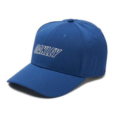6 PANEL OAKLEY WAVED HAT DARK BLUE