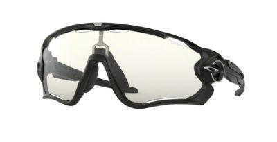 JAWBREAKER Polished Black / Clear to Black Photochromic