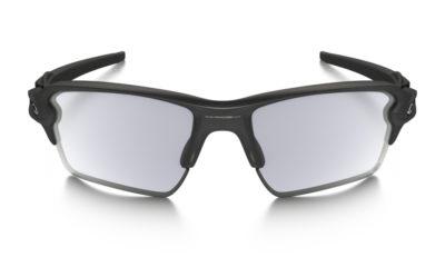 FLAK 2.0 XL Steel / Clear to Black Photochromic