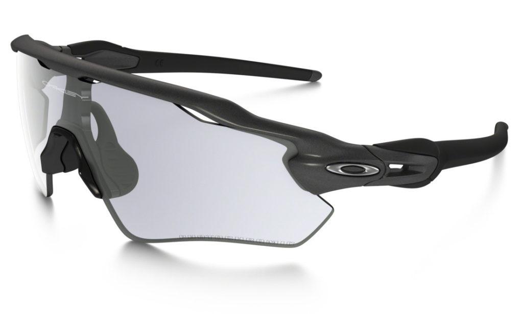RADAR EV PATH Steel / Clear to Black Photochromic