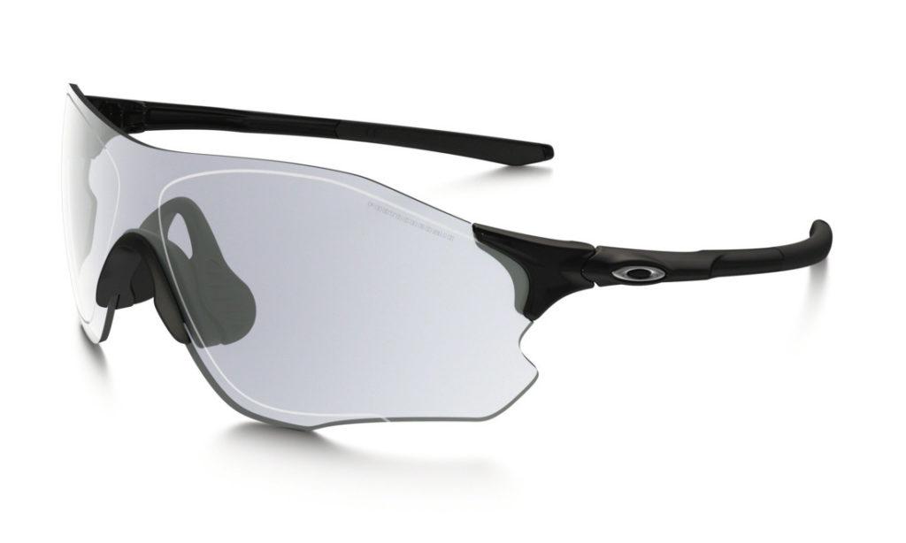 EVZERO Polished Black / Clear to Black Photochromic