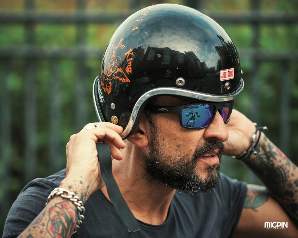 Wiley X Harley Brillen