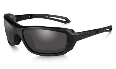 WAVE Matte Black / Smoke Grey
