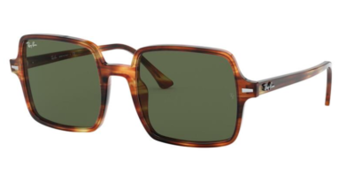 Ray-Ban RB1973 Stripped Havanna Square II