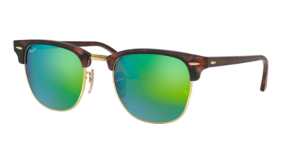 Ray-Ban RB3016 Sand Havana/Gold Clubmaster