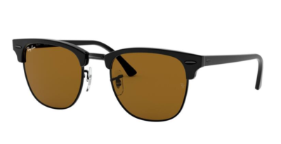 Ray-Ban RB3016 Matte Black Clubmaster