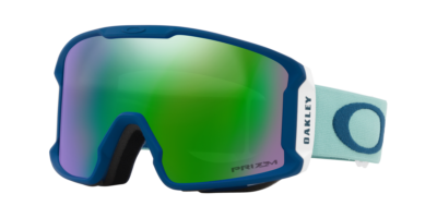 Line Miner™ XM Snow Goggle Blue - Prizm Jade Iridium