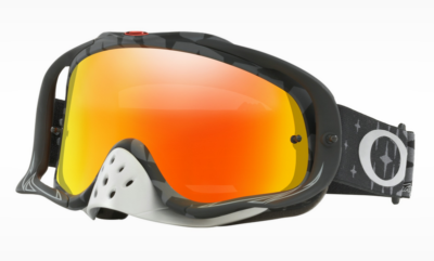 CROWBAR MX Troy Lee Designs Series Goggles