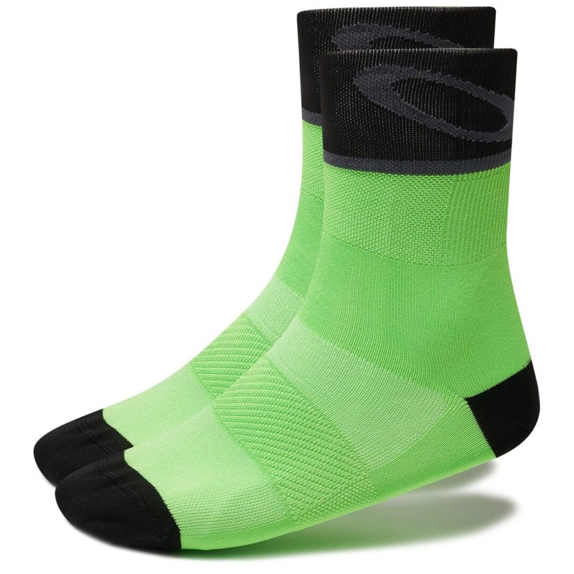 Cycling Socks Laser Green