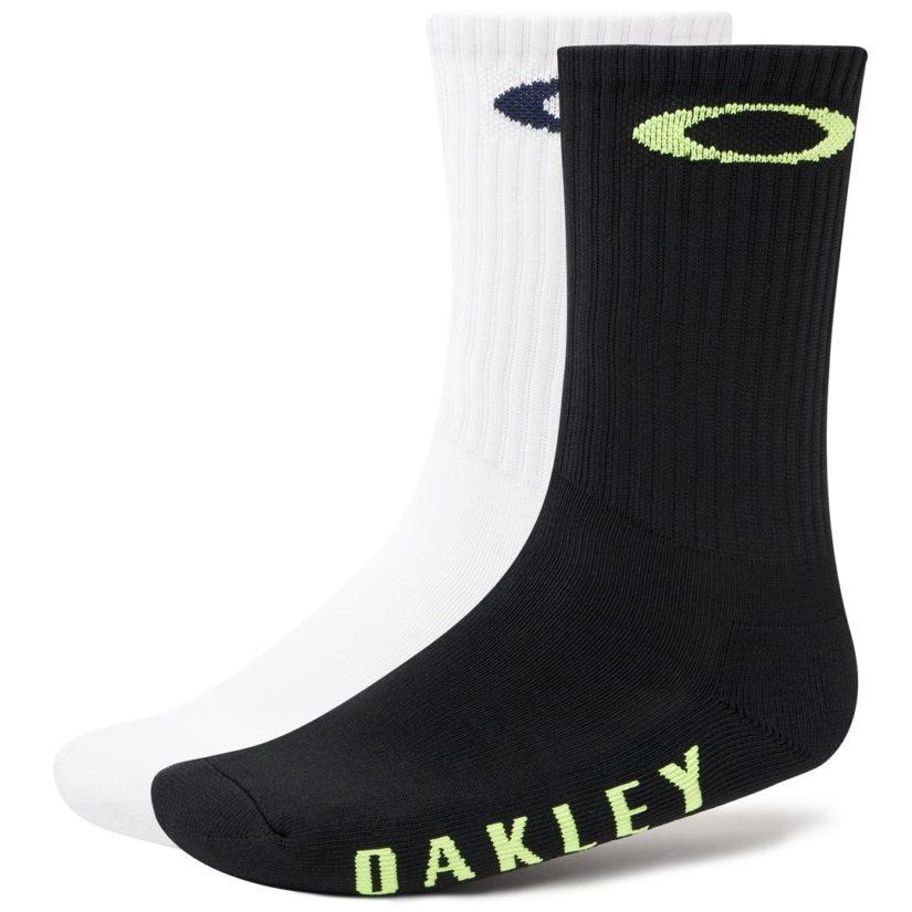 Socks Oakley Ellipse (2 Pack) Blackout