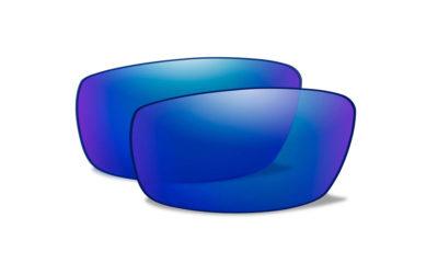 NUR GLÄSER für Modell:  WAVE Polarized Blue Mirror Extra Lenses
