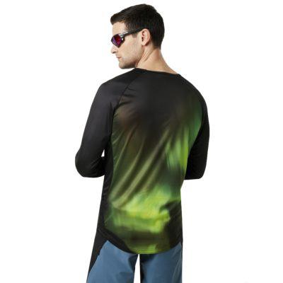 Mtb Long Sleeve Tech Tee Aurora Borealis *Hydrolix*