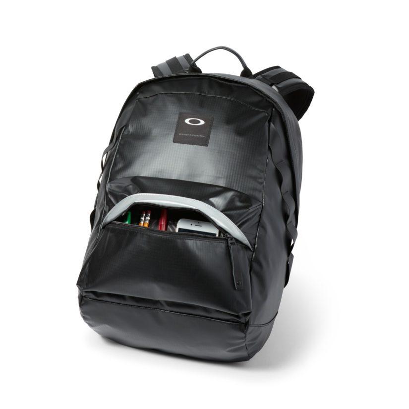 Holbrook 20L LX Coated Backpack Blackout