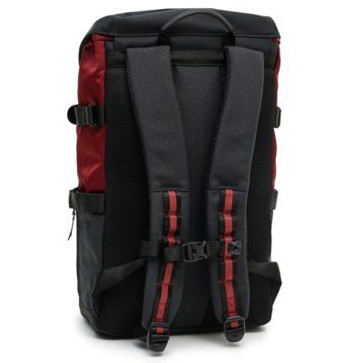 Utility Organizing Backpack Dull Onyx