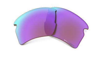 NUR GLÄSER für Modell 9188: Flak 2.0 XL / Glasfarbe: Prizm Golf