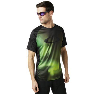 Mtb Short Sleeve Tech Tee Aurora Borealis *Hydrolix*