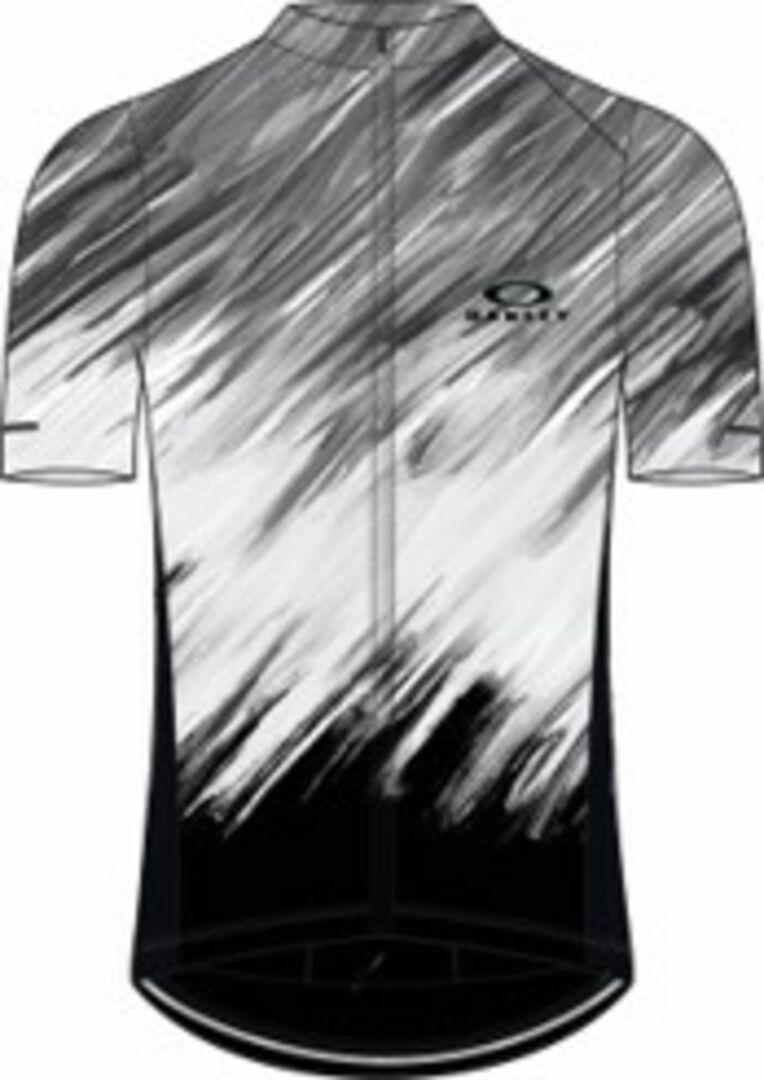 Endurance Jersey 2.0 black white