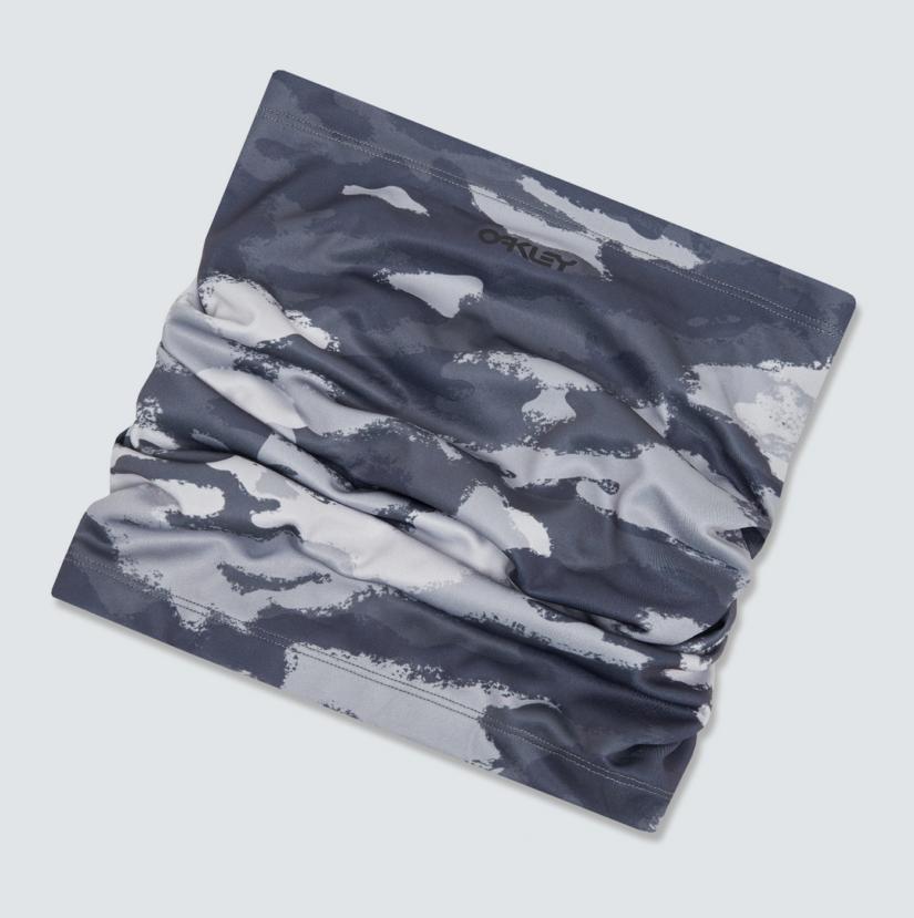 Neck Gaiter Painted Gray Camo *Hydrolix*