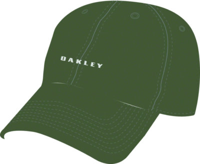 6 Panel Reflective Hat New Dark Brush