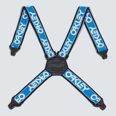 Factory Suspenders Nuclear Blue