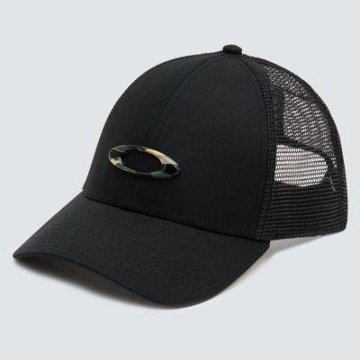 Trucker Ellipse Hat Blackout