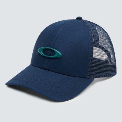 Trucker Ellipse Hat Universal Blue