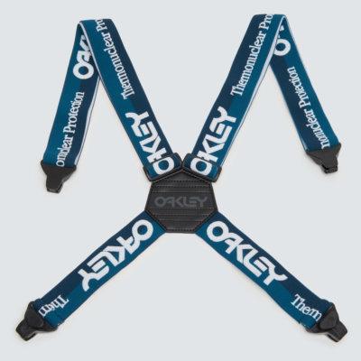 TNP Factory Suspenders Double Blue