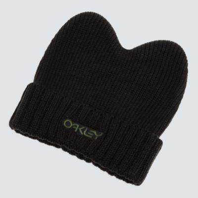 Floppy Beanie Black/Green