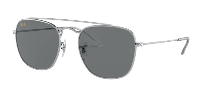 Ray-Ban RB3557 Silver