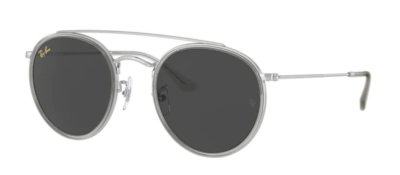 Ray-Ban RB3647N Silver
