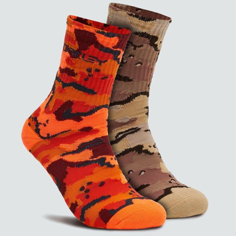 B1B Crazy Camo Socks (2PCS)