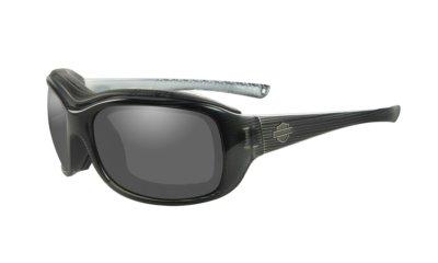 Harley-Davidson JOURNEY Black Streak Smoke Grey