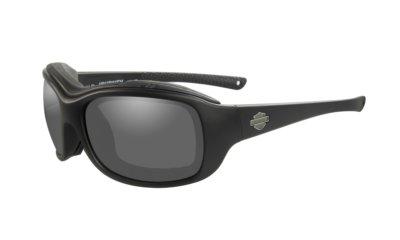 Harley-Davidson JOURNEY Matte Black Smoke Grey