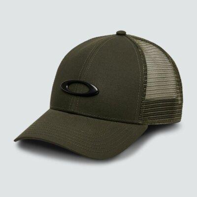 Trucker Ellipse Hat New Dark Brush