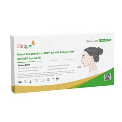 HOTGEN Covid-19 Antigen Test (Corona Schnelltest)